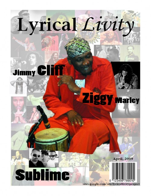 lyrical livity cover
