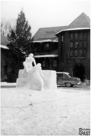 Winter Carnival, mid-1950s