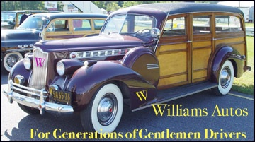 williams autos